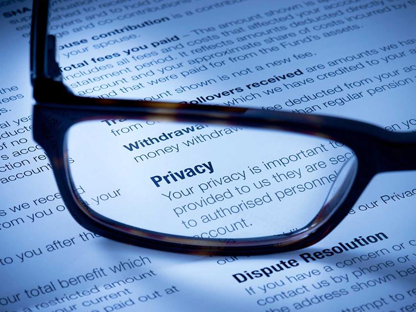 PROTEZIONE DEI DATI PERSONALI DISPOSIZIONI ESPLICATIVE
